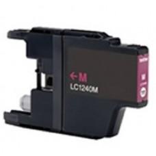 Brother LC-1220 / LC-1240 / LC-1280XL Magenta inktcartridge (huismerk)