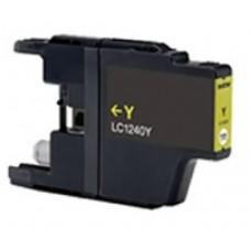 Brother LC-1220 / LC-1240 / LC-1280XL Geel inktcartridge (huismerk)