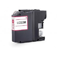 Brother LC-223 Magenta inktcartridge (huismerk)