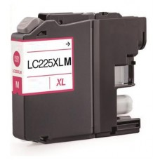 Brother LC-225XL Magenta inktcartridge (huismerk)