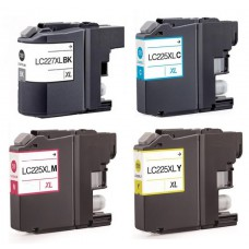 Brother LC-225XL VALBP / LC-227XL VALBP MULTIPACK inktcartridge (huismerk)