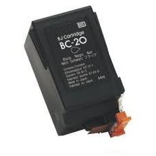 Canon BC-20 / BX-20 Zwart inktcartridge (huismerk)