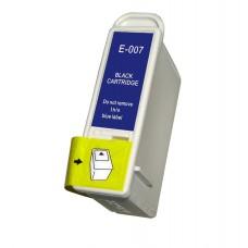 Epson T007 (T007401) Zwart inktcartridge (huismerk)