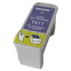 Epson T017 (T017401) Zwart inktcartridge (huismerk)