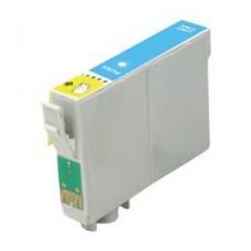 Epson T0485 (T048540) Licht Cyaan inktcartridge (huismerk)