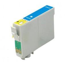 Epson T0712 (T071240) / T0892 (T08924010) Cyaan inktcartridge (huismerk)