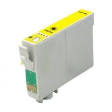 Epson T1304 (T13044010) Geel inktcartridge (huismerk)