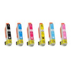 Epson 24XL (T2438) MULTIPACK inktcartridge (huismerk)