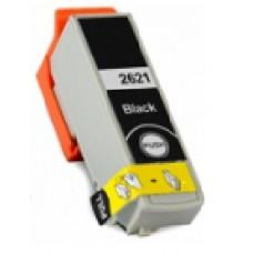 Epson 26XL (T2621) Zwart inktcartridge (huismerk)