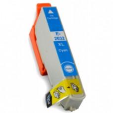 Epson 26XL (T2632) Cyaan inktcartridge (huismerk)