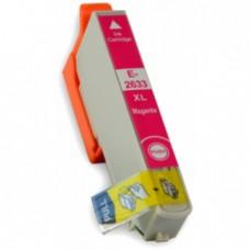 Epson 26XL (T2633) Magenta inktcartridge (huismerk)