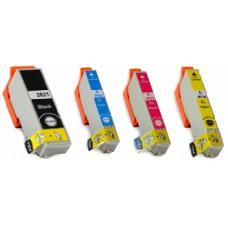 Epson 26XL (T2636) MULTIPACK inktcartridge (huismerk)
