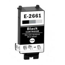 Epson T266 (T26614010) Zwart (huismerk)