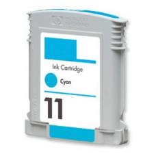 HP 11 (C4836A) Cyaan inktcartridge (huismerk)