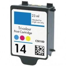 HP 14 (C5010DE) Kleur inktcartridge (huismerk)