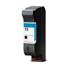HP 15 (C6615D) Zwart inktcartridge (huismerk)