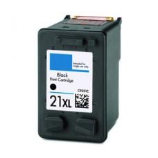 HP 21XL (C9351A) Zwart inktcartridge (huismerk)