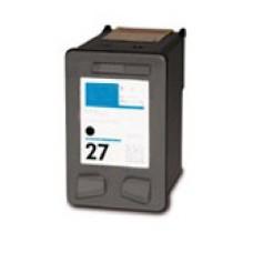 HP 27 (C8727A) Zwart inktcartridge (huismerk)