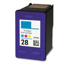 HP 28 (C8728A) Kleur inktcartridge (huismerk)