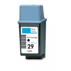 HP 29 (51629A) Zwart inktcartridge (huismerk)