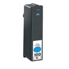 Lexmark 100XL (14N1069E) Cyaan inktcartridges (huismerk)
