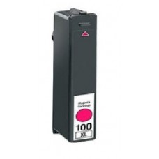 Lexmark 100XL (14N1070E) Magenta inktcartridges (huismerk)