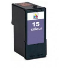 Lexmark 15 (18C2110E) Kleur inktcartridges (huismerk)