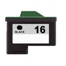 Lexmark 16/17 / Dell T0529 Zwart inktcartridges (huismerk)
