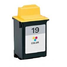 Lexmark 19 (13619) Kleur inktcartridge (huismerk)