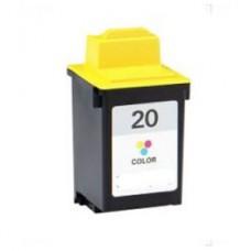 Lexmark 20 (15M0120) Kleur inktcartridges (huismerk)
