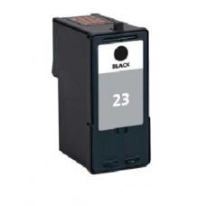 Lexmark 23 (18C1523) Zwart inktcartridges (huismerk)