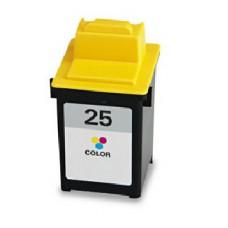 Lexmark 25 (15M0125) Kleur inktcartridges (huismerk)
