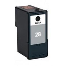Lexmark 28 (18C1428E) Zwart inktcartridges (huismerk)